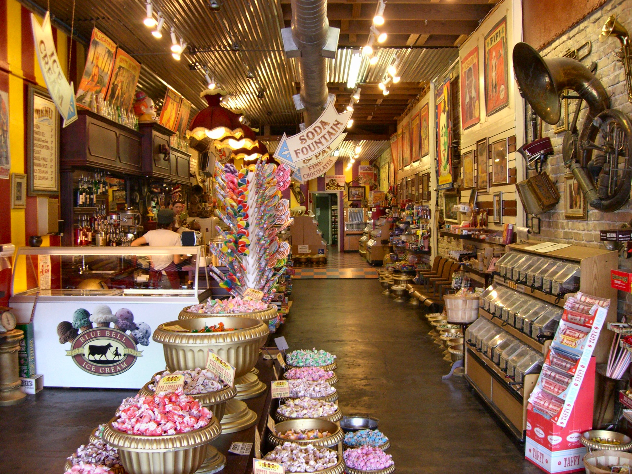 Old Fashioned Sweet Shop Names