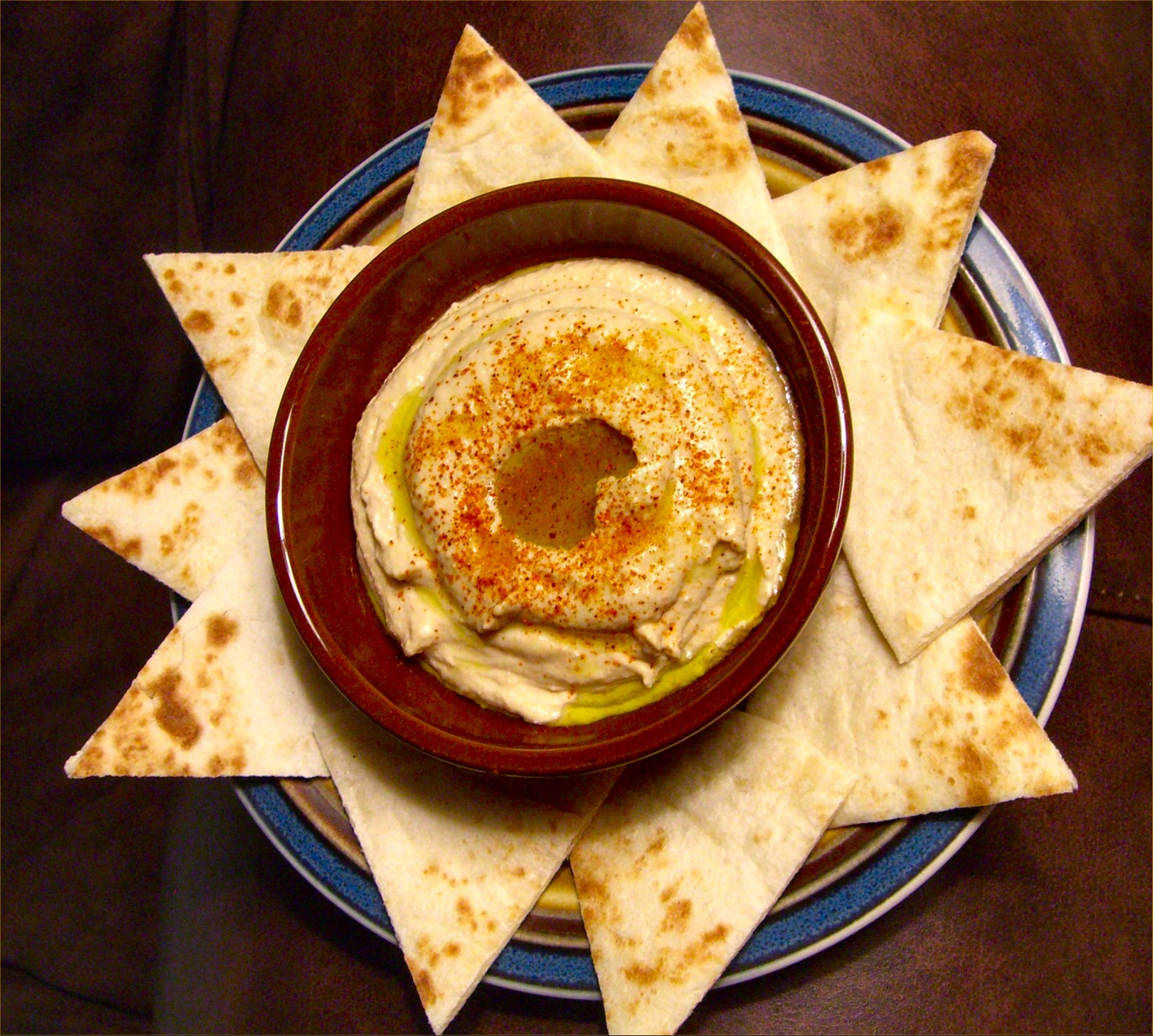 ... Food, Recipe #1: Zesty Lemon-Garlic Hummus | Inside NanaBread's Head