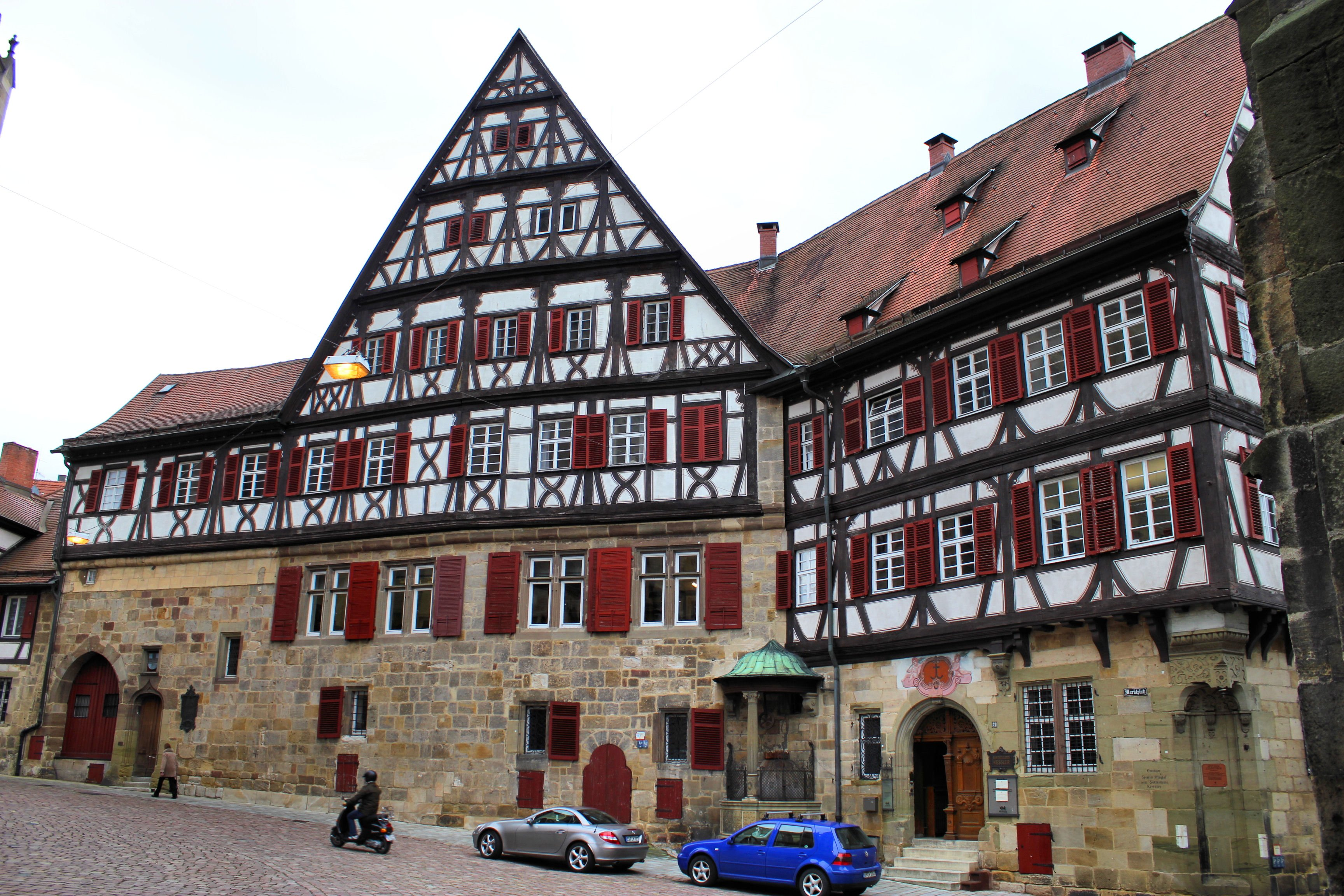 Vacation photos part 4 esslingen favorite german town for German house builders
