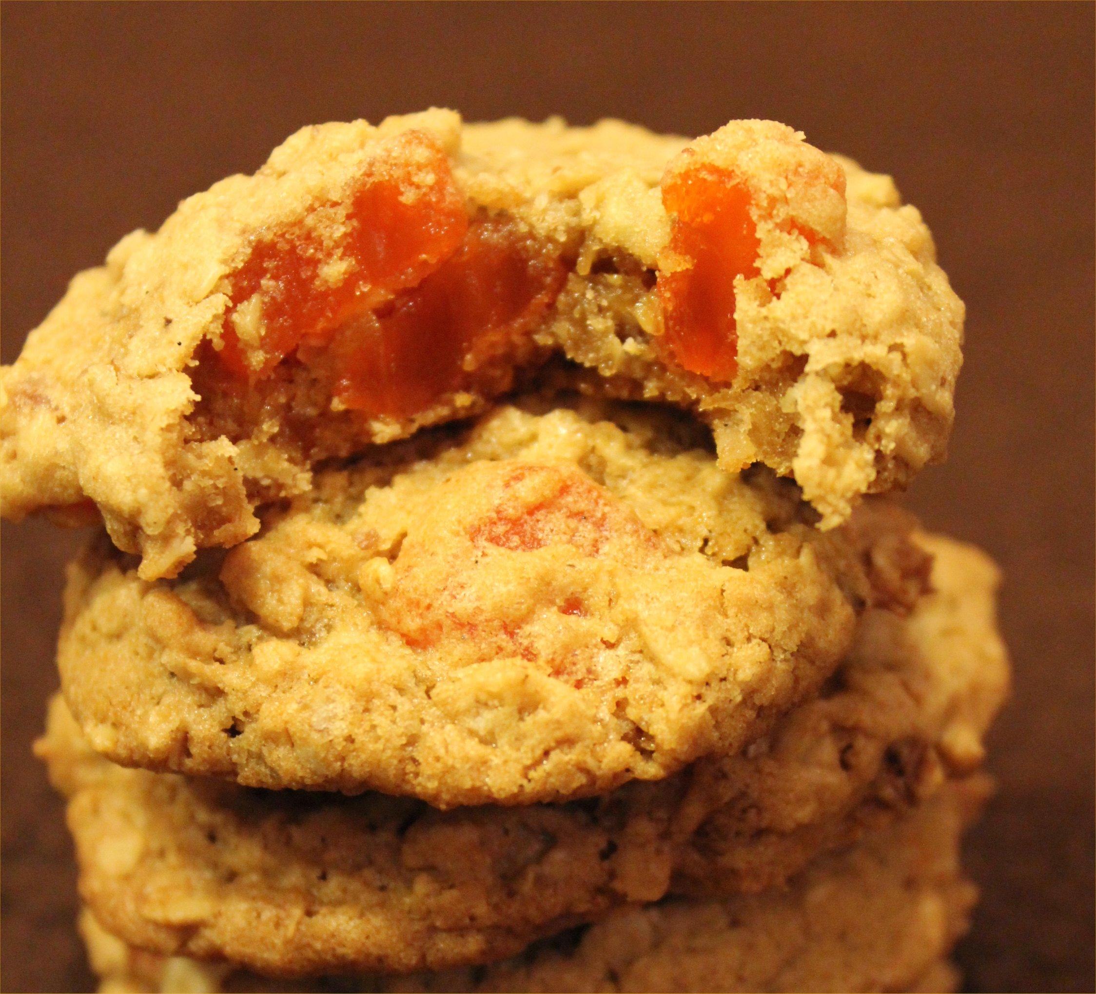 Miss Pat's Orange Slice Cookies | Inside NanaBread's Head
