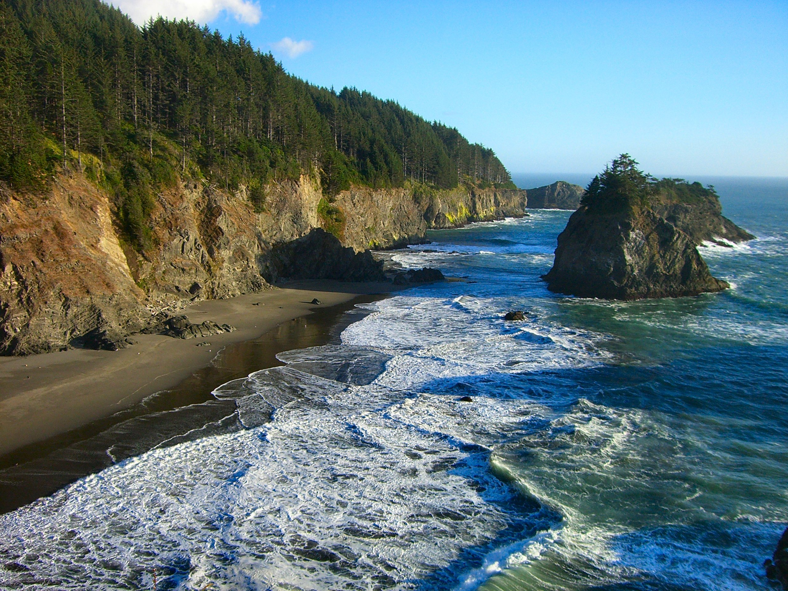 Travel Tip See The Oregon Coast Inside Nanabread S Head