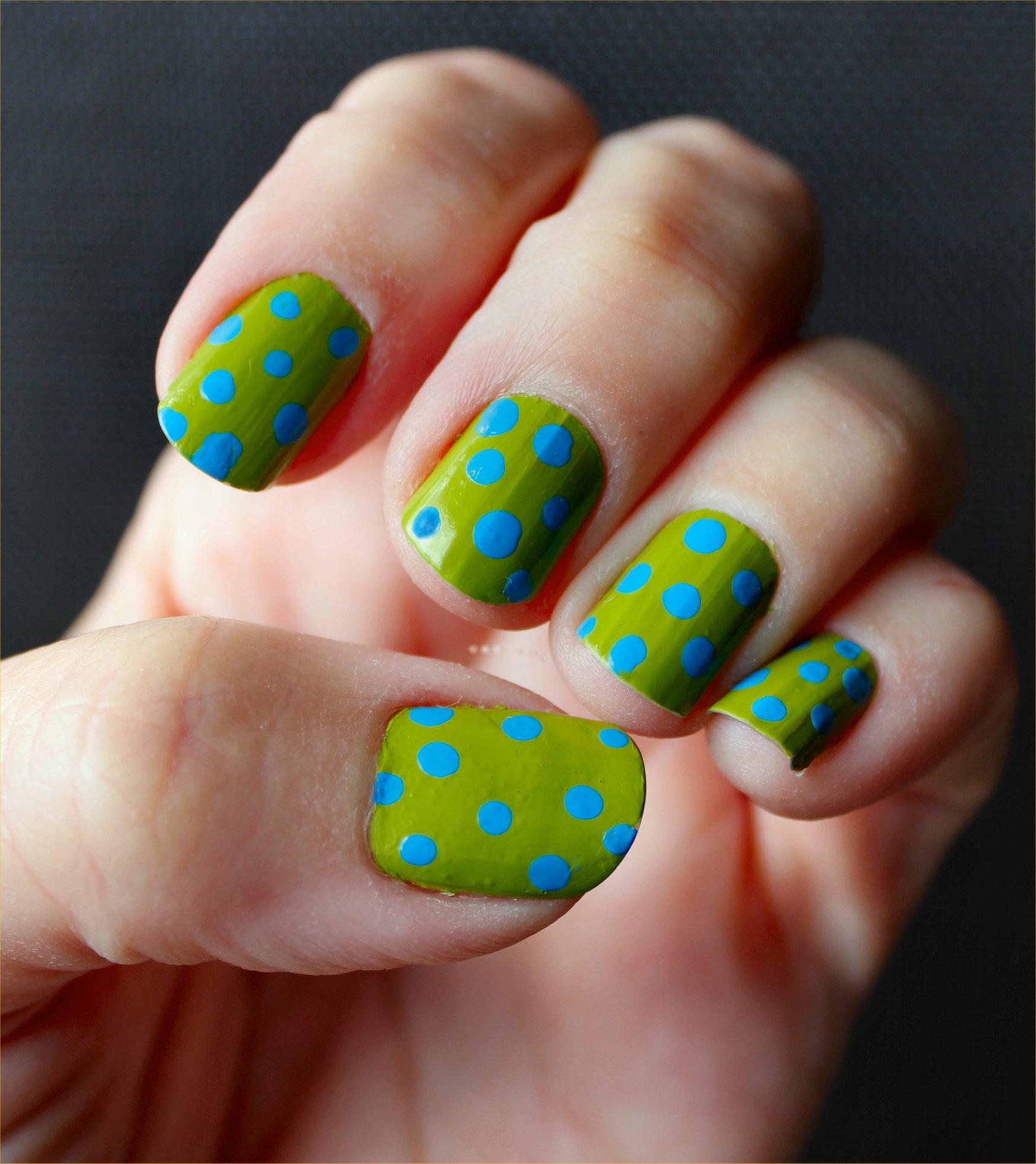 crazy nails | Inside NanaBread\'s Head