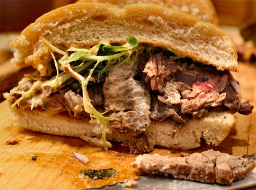 Americas Test Kitchen Steak Sandwich