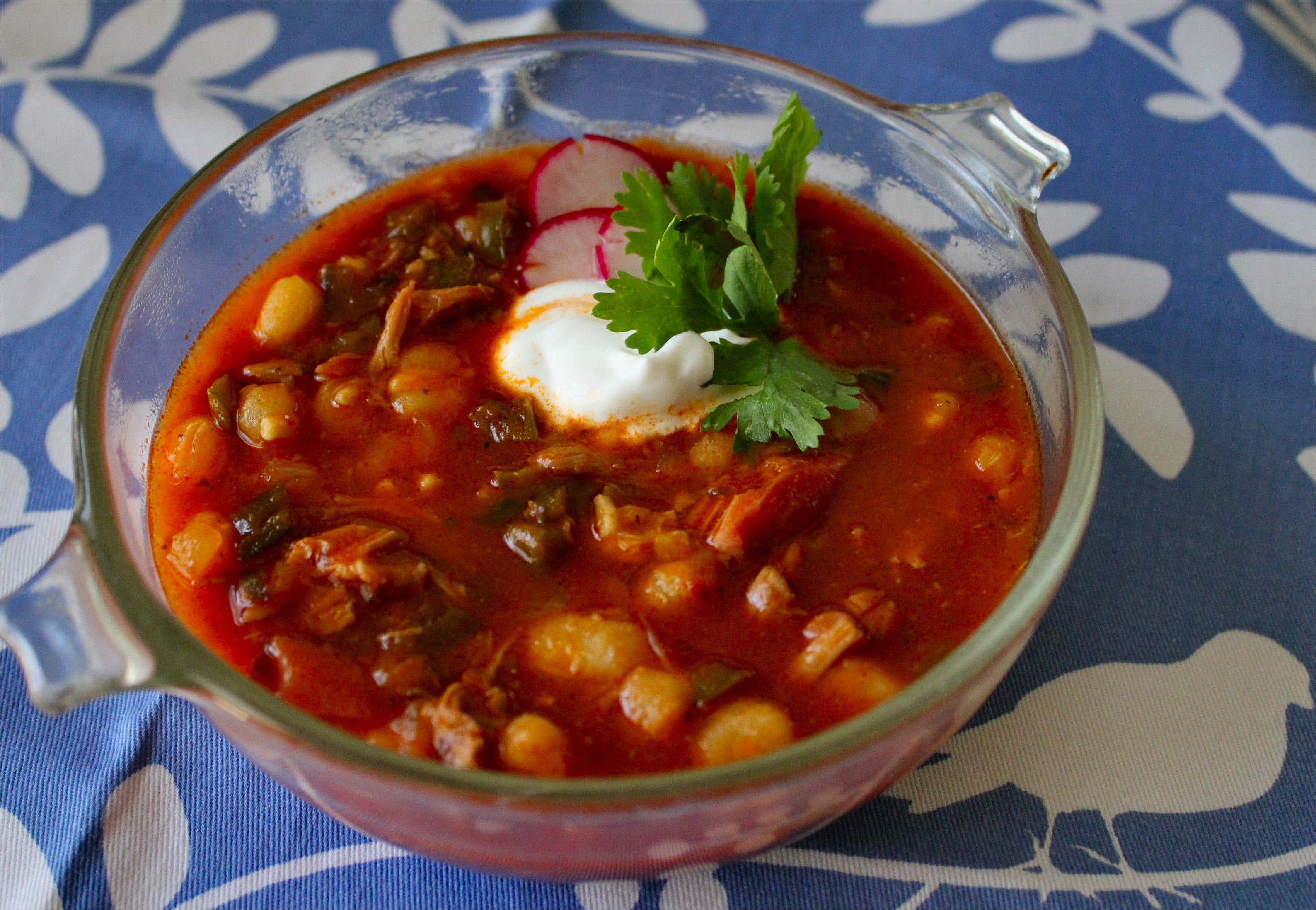 Posole – It's What (was) for Supper | Inside NanaBread's Head