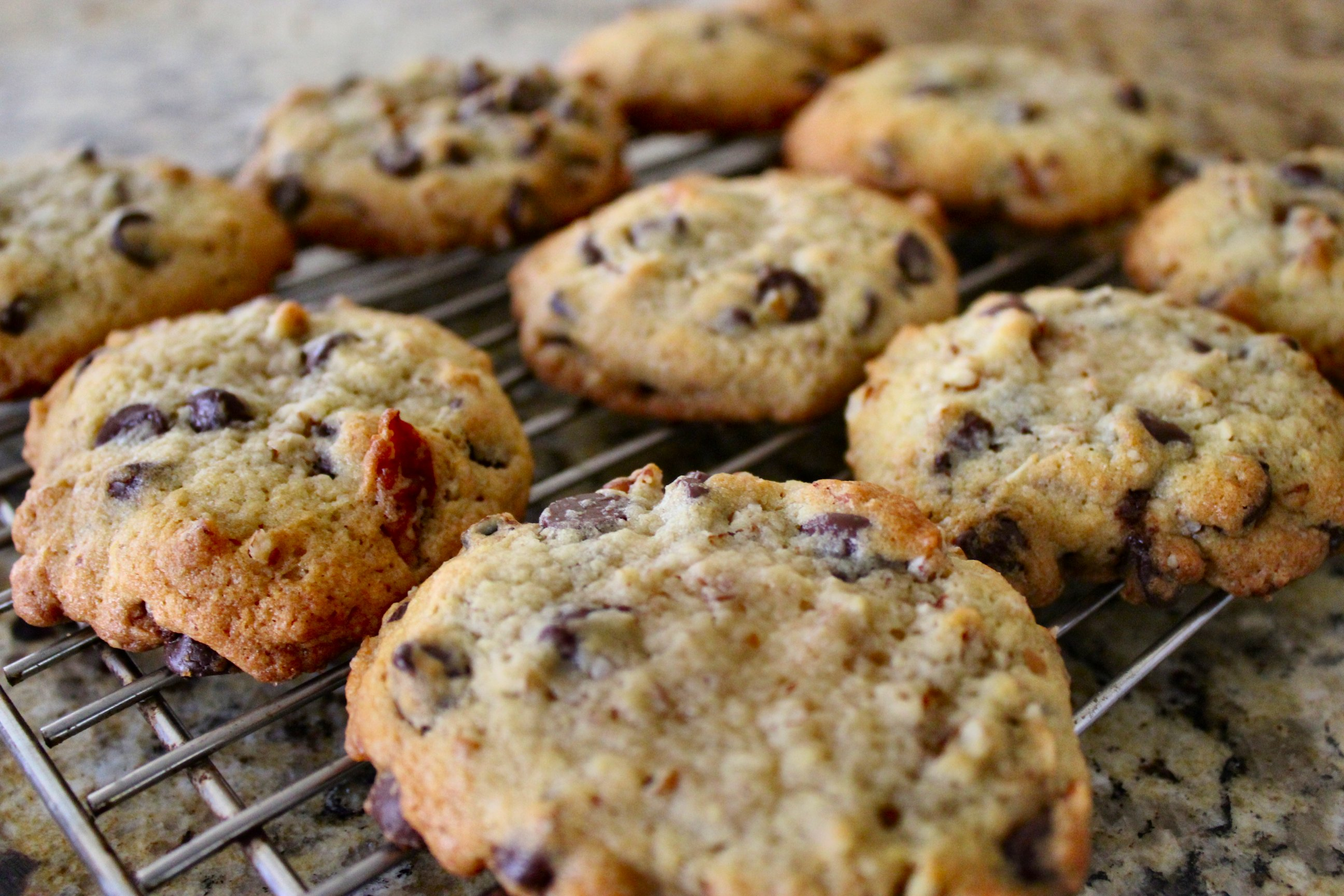TCP Cooks: Chocolate Chip Cookies | Inside NanaBread's Head