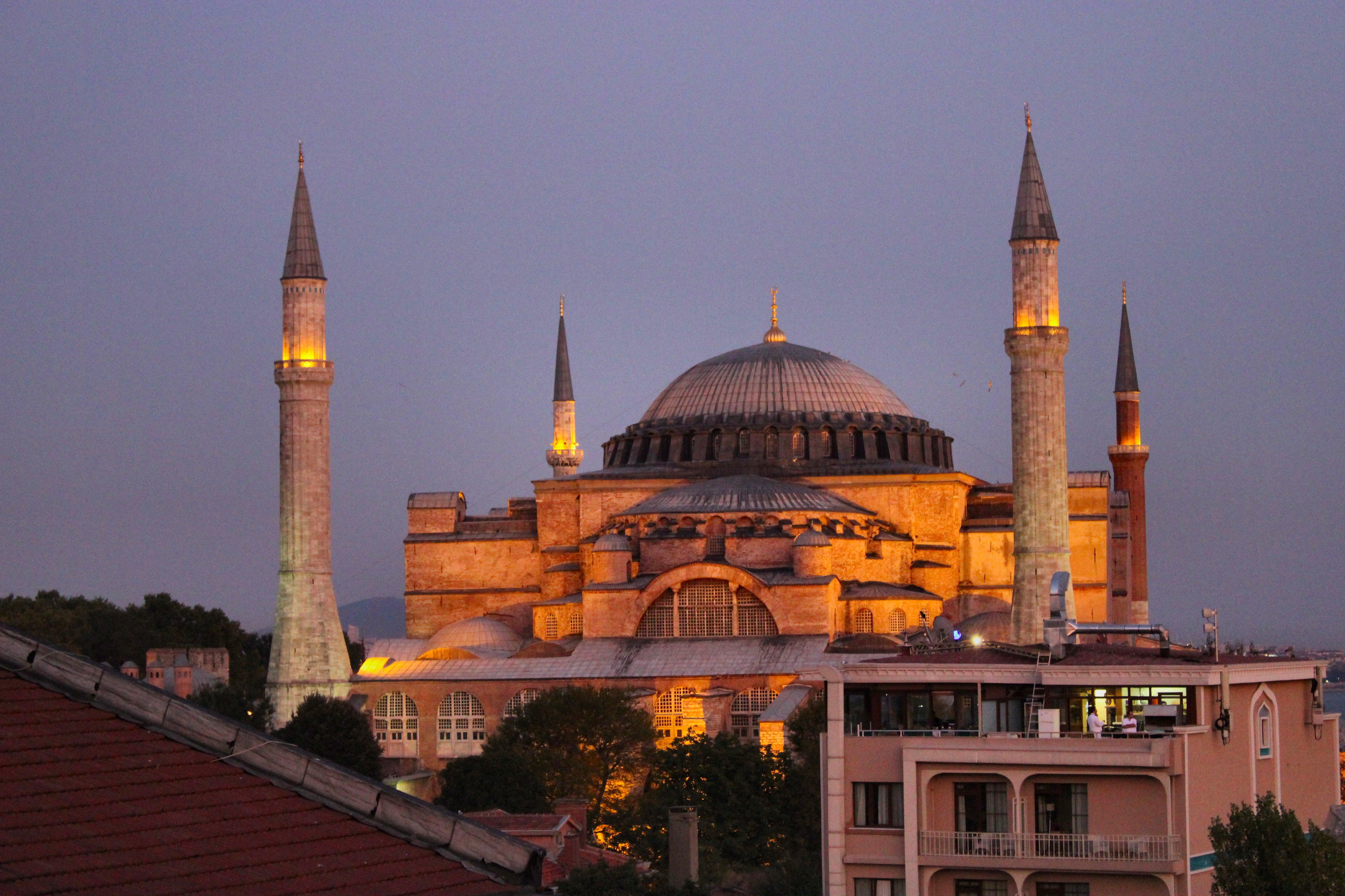 Istanbul | Inside NanaBread's Head