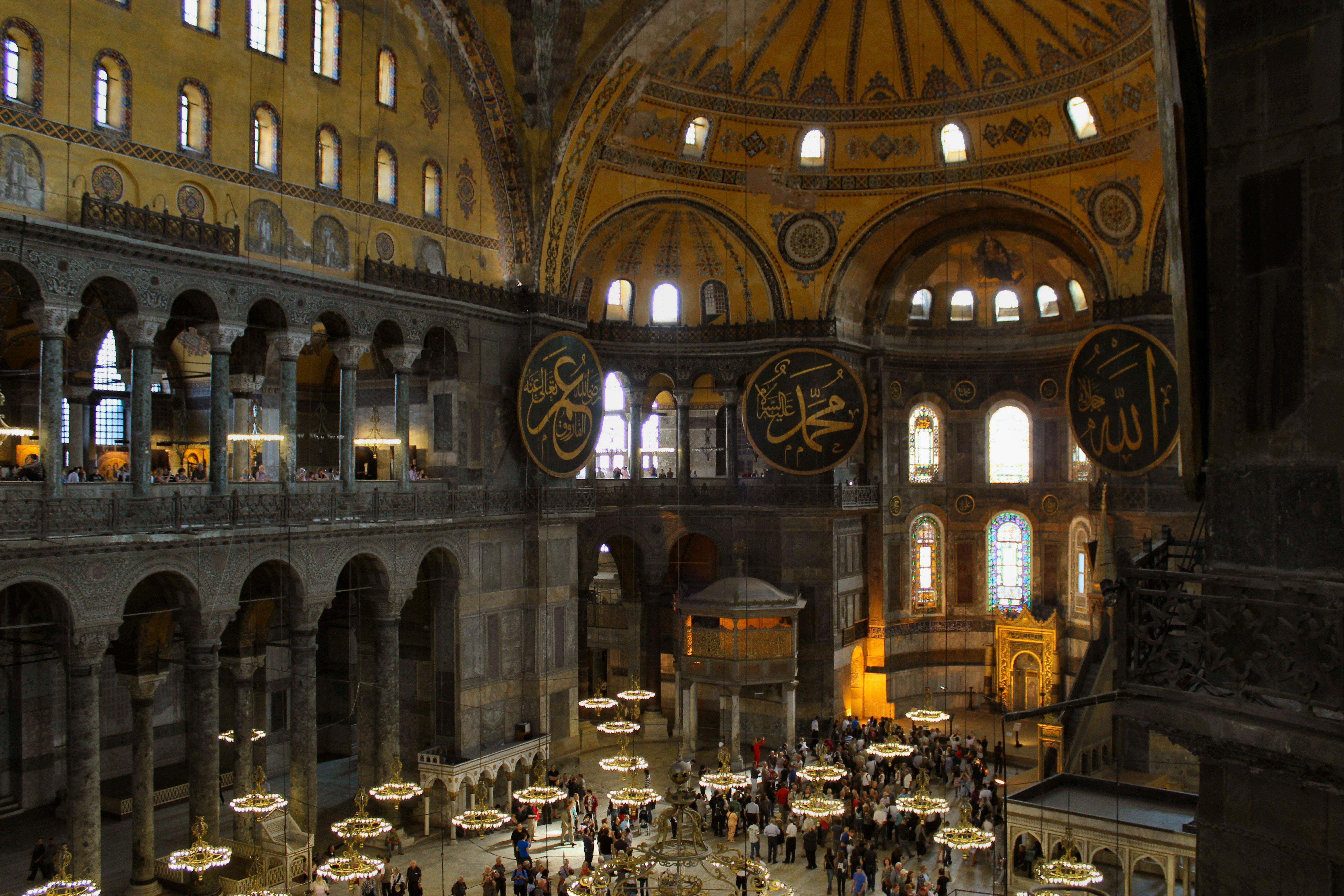Istanbul Highlights | Inside NanaBread's Head
