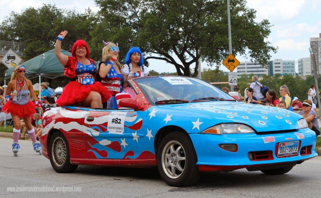 Houston 2012 Art Car Parade Inside Nanabread 39 S Head