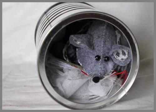 House Mice - Dust Bunny