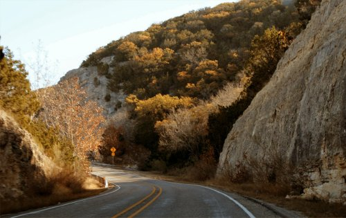 LeakeyTX - Scenic Drive - Bluffs