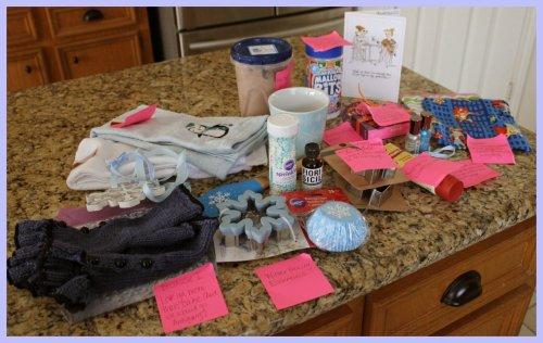 OKMH Dec - A Sleigh full of Gifts