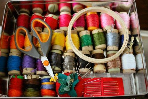 Felt Mouse Tutorial - My Embroidery Box