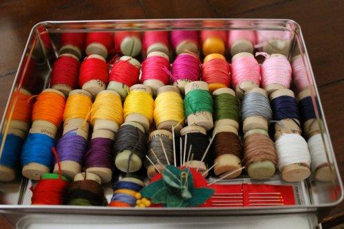 Felt Mouse Tutorial - My Organized Thread Box