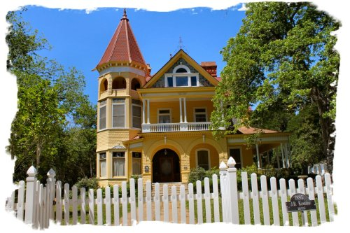 Gonzales - House Built in 1895