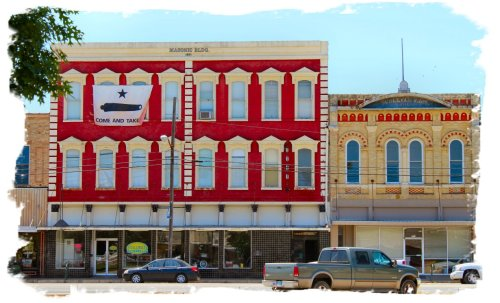 Gonzales - Masonic Building