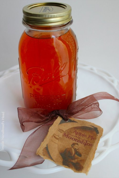 Apple Pie Moonshine - Inside NanaBread's Head