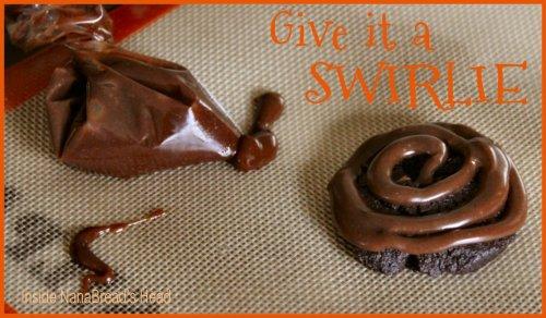 PBCB Cookies - Swirled Glaze - Inside NanaBread's Head