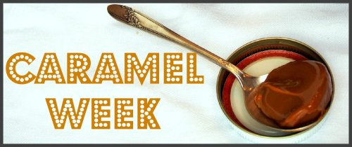 Caramel Week Logo