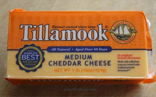 Pimento Cheese - Tillamook Cheddar - Inside NanaBread's Head