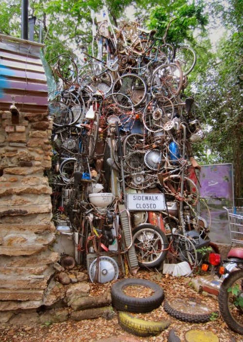 Cathedral of Junk - Back Side