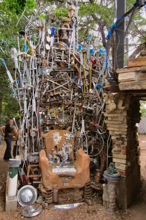 Cathedral of Junk - Empty Throne