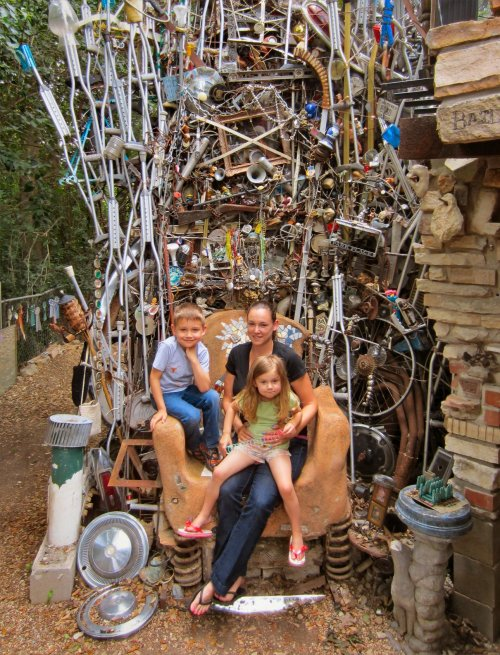 Cathedral of Junk - My Baby, Jonah & Lilly
