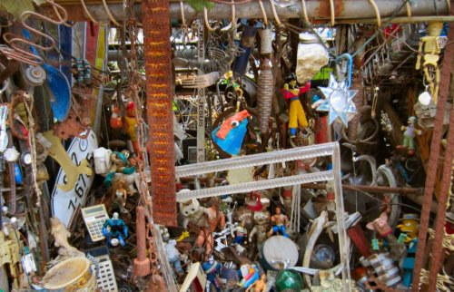 Cathedral of Junk - Sample Junk
