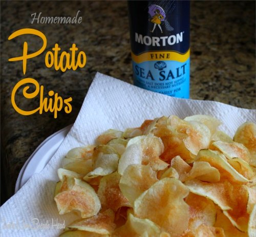 Potato chips - Finished Image with Text - Inside NanaBread's Head