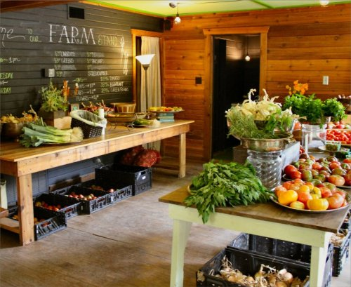 Farm Stand at Springdale