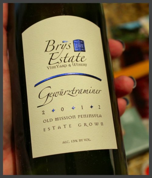 OKMH June 2013 - Michigan Wine from Brys