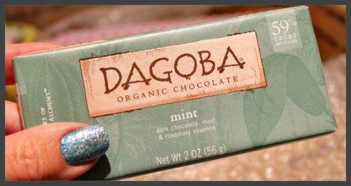 OKMH June 2013 - Mint & Dark Chocolate