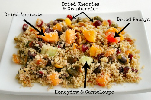 Couscous - Ingredients - Inside NanaBread's Head