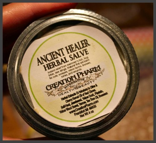 OKMH June 2013 - Ancient Healer Salve