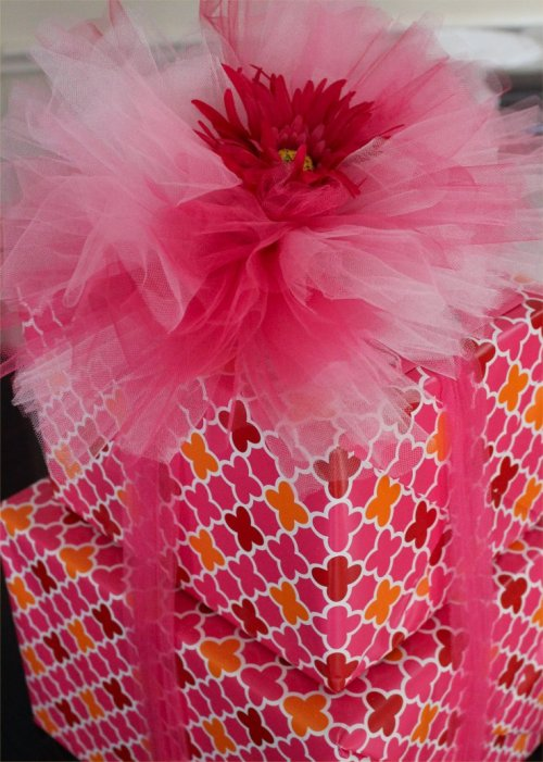 Lilly's Tutu - As Gift Topper