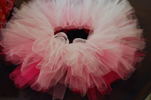 Lilly's Tutu - Finished