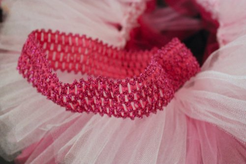Lilly's Tutu - headband starter