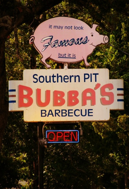 Photo of Bubba's taken by my Big Sister