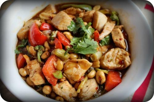 Chicken Stir-Fry - My Bowl