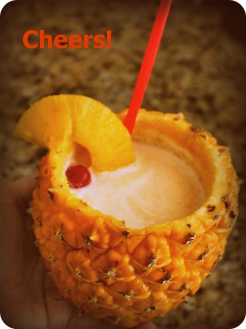 Pineapple Harvest - Pina Colada