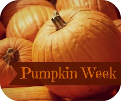 Pumpkin Week Badge