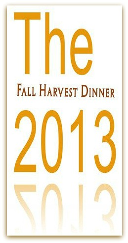 Fall Harvest Dinner Logo