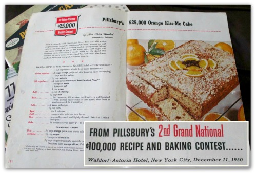 OKMH - October 2013 - Pillsbury Bake-Off Book