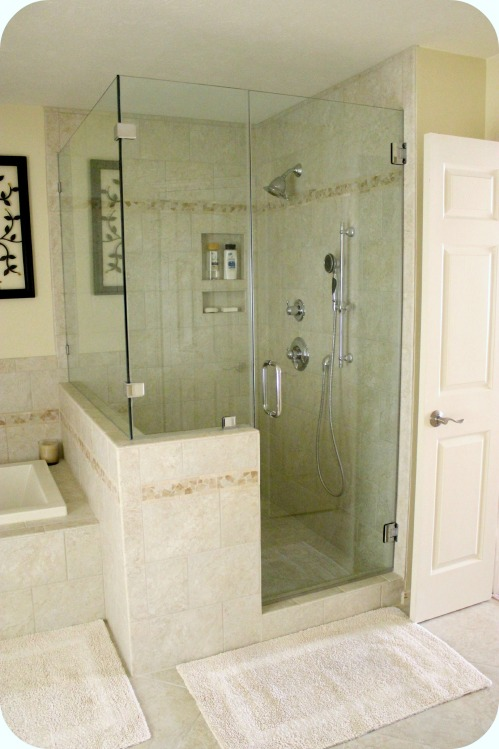 MBR Project - My New Shower