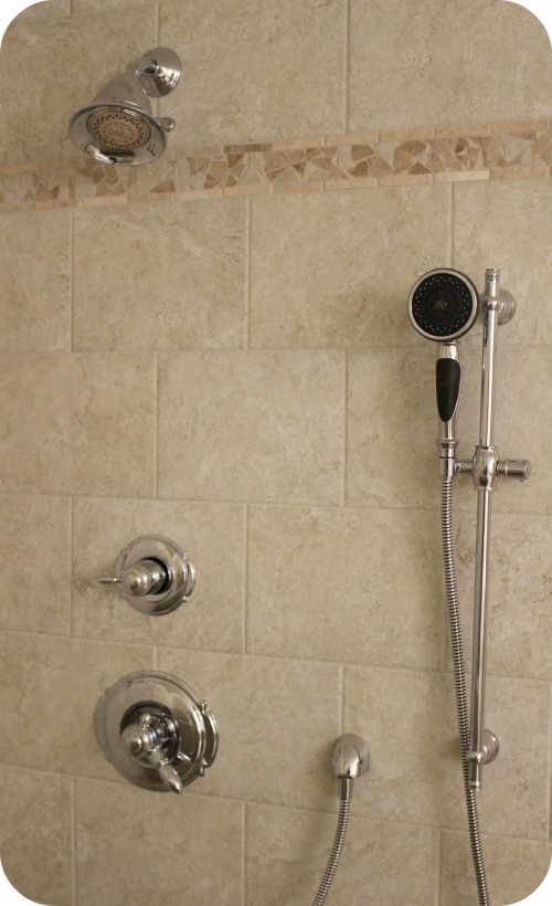 MBR Project - New Shower Hardware