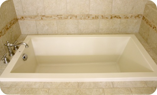 MBR Project - New Soaking Tub