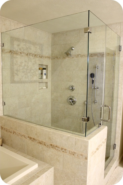 MBR Project - Shower View