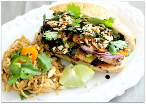 Bahn Mi - Finished Sandwich Glamor Shot2