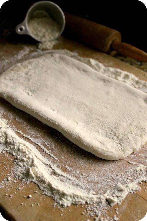 Pizza Week - Bread Dough