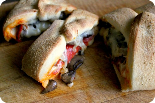 Pizza Week Calzones - Cut - Horizontal