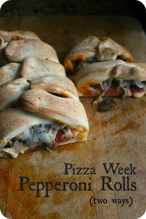 Pizza Week Calzones - Cut - Vertical